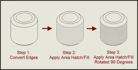 Apply Area Hatch/Fill